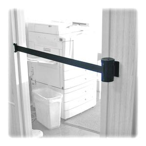 TATCO Adjusta-Tape Wall Mount Kit - 15ft Long Black Metal