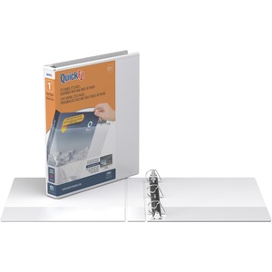 Stride QuickFit D-Ring Binder STW87010