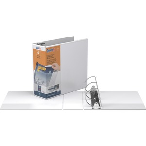 Stride QuickFit D-Ring Binder STW87060
