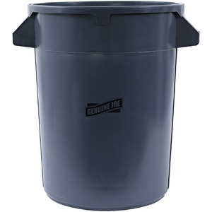 Genuine Joe Heavy-duty Trash Container GJO60463