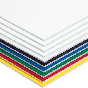 "Pacon Fome-Cor Foam Board - 20"" x 30"" - Assorted"