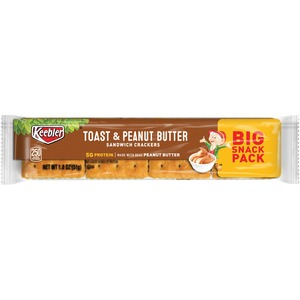 Keebler Sandwich Cracker KEB21167