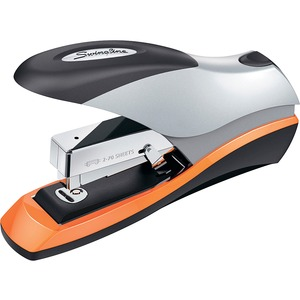 Swingline Optima 70 Desktop Stapler - Desktop Stapler - 70 Sheets Capacity - 210 Staple Capacity - Silver