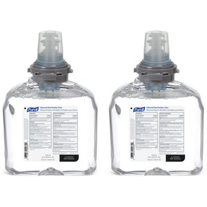 Gojo PURELL TFX Foam Sanitizer Refill - 1200mL - White - 2 / Carton