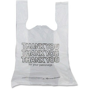 Bunzl Thank You Bag BNZ75001311
