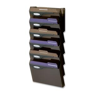 Rubbermaid Classic Wall File System Set RUBL16663