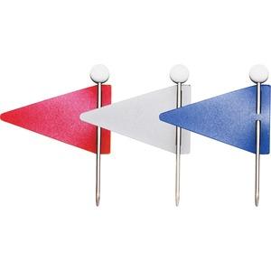Triangular Map Flag
