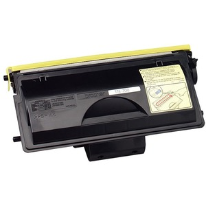 Brother Black Toner Cartridge - Laser - 12000 Page - Black - 1