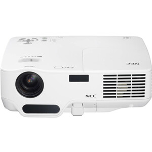 NEC NP62 Multimedia DLP Projector 1024X768 3000 Lumens 1600:1 VGA RCA S-Video