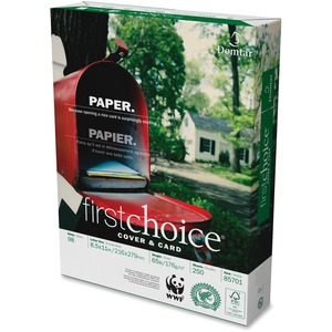 Domtar First Choice Copy Paper DMR85701