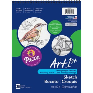 Pacon Art1st Sketch Book PAC103207