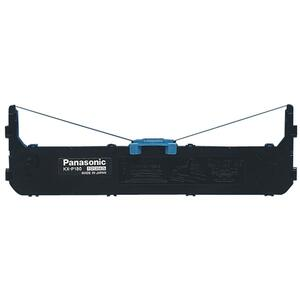 Panasonic Black Nylon Ribbon Cartridge PANKXP180