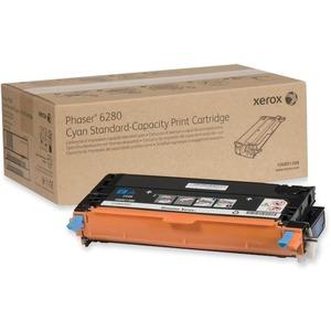 Xerox Cyan Toner Cartridge XER106R01388