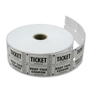 MMF Double Ticket Roll MMF215000206