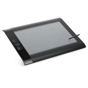 INTUOS4 EXTRA LARGE PEN TABLET INCLUDES BUNDLED SOFTWARE DOWNLOADS