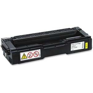 RICOH YELLOW CARTRIDGE FOR SPC310A TONER