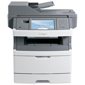 Lexmark X466DWE Multifunction Monochrome Laser Printer