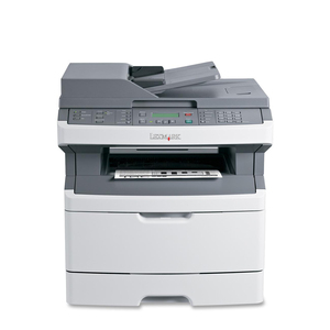 Lexmark X264DN Laser Multifunction Printer - Monochrome - Plain Paper Print - Desktop LEX13B0500
