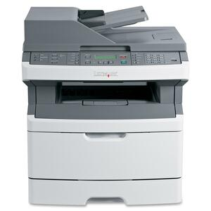 Lexmark X364DW Monochrome Multifunction Laser Printer