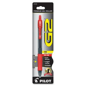 Pilot G2 Retractable Gel Ink Pen PIL31028