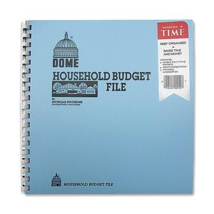 Dome Household Budget File DOM910