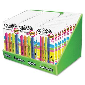 Sanford Accent Highlighter Display Showcase SAN1734342