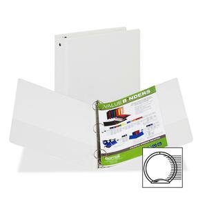 Samsill Value Storage Ring Binder SAM11507