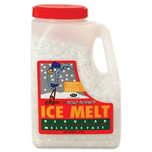 Scotwood Road Runner Ice Melt - Magnesium Chloride, Calcium Chloride - 15°F (15°C) - 12lb
