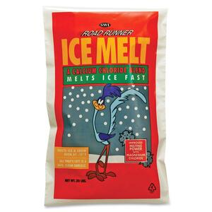 Scotwood Road Runner Ice Melt - Magnesium Chloride, Calcium Chloride - 15°F (15°C) - 20lb