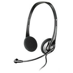 PLANTRONICS AUDIO 326 PC HEADSET US ENGLISH ONLY PACKAGING