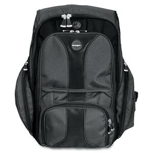 "Kensington Contour Carrying Case (Backpack) for 16"" Notebook - Black KMW62238"