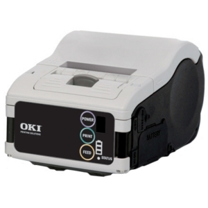 Oki LP441s Direct Thermal Printer - Monochrome - Label Print 62306301