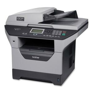 Brother DCP-8080DN Multifunction Printer - Monochrome - 32 ppm Mono ...