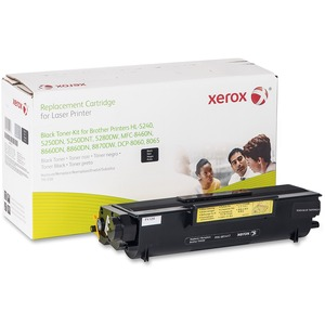 Xerox TN550 Black Toner Cartridge XER6R1417