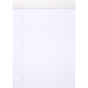 MeadWestvaco Legal Pad MEA59872
