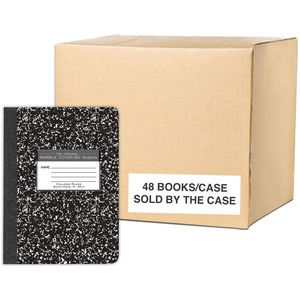 "Roaring Spring Compostion Book - 80 Sheet(s) - 15lb - College Ruled - 7.5"" x 9.75"" - 1 Each"
