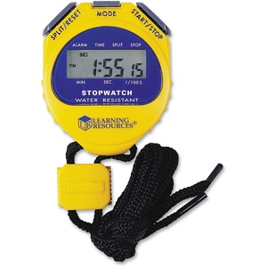 Learning Resources Big_Digit Stopwatch
