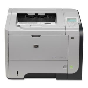 HP LaserJet Enterprise P3015DN Printer - Monochrome - 1200 x 1200 dpi - USB - Gigabit Ethernet - PC, Mac