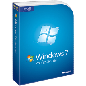 Microsoft Windows 7 Professional - 64-bit - Version Upgrade - 1 PC FQC-00202
