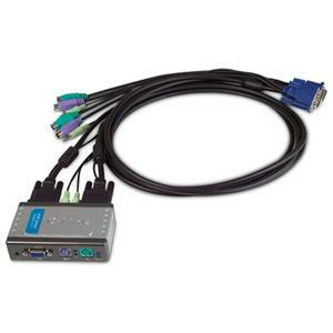 D-Link 2-Port PS/2 KVM Switch with Audio