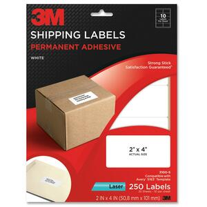 250/Pack Address Label