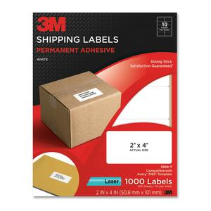 1000/Pack Address Label