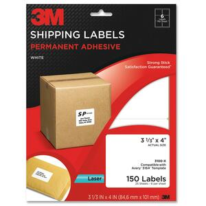 3M Address Label MMM3100X