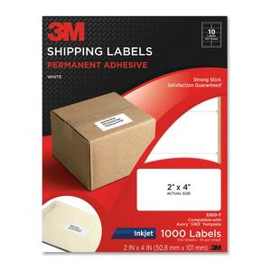 3M Shipping Label MMM3200T
