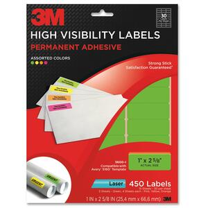 3M High Visibility Label MMM3600I
