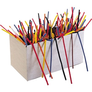 "ChenilleKraft Stems Classpack - 4mm x 12"" - Assorted"