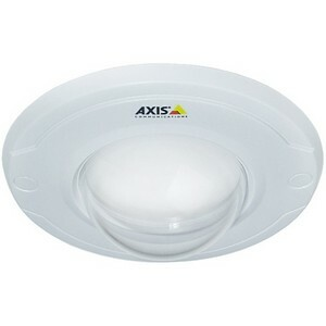 WHITE COVER WITH CLEAR BUBBLE FOR AXIS M30 SERIES 10PK