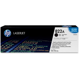 HP 822A Black Original LaserJet Toner Cartridge HEWC8550A