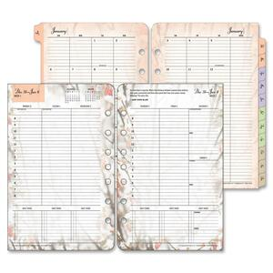 Franklin Covey Blooms Planner Refill FDP35448