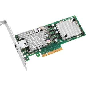 Intel Server Network Adapter AT2 10 Gigabit Ethrnt 1000BASE-T 10GBASE-T PCI Express 20X8 Low Profile